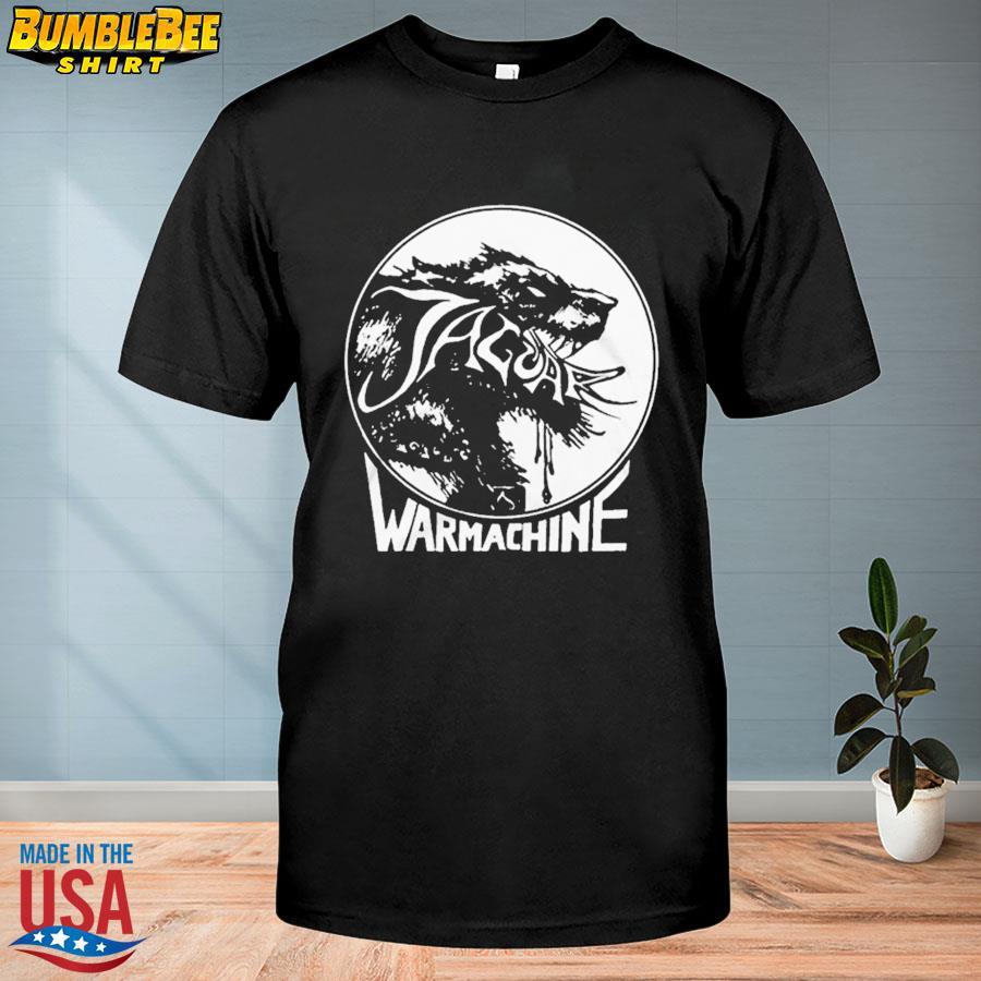 Official Jaguar war machine shirt