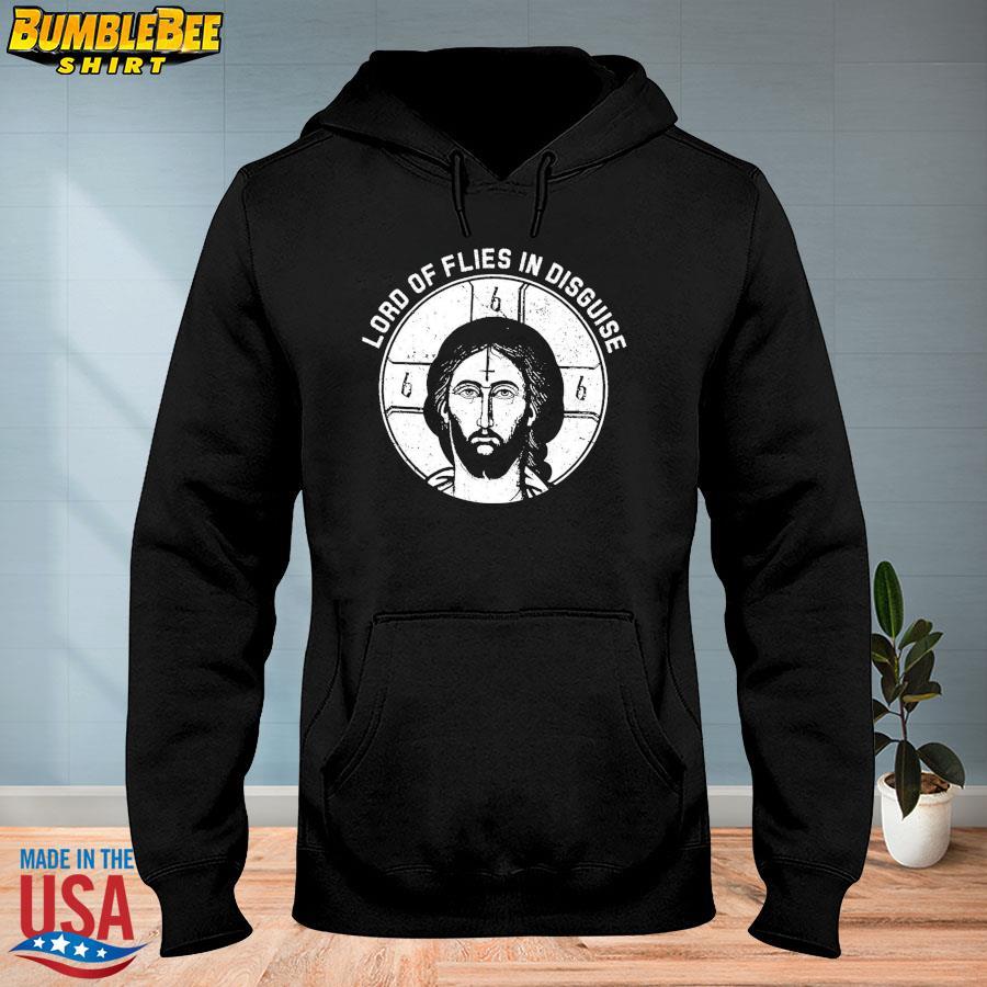 Official Lord of flies in disguise s hoodie