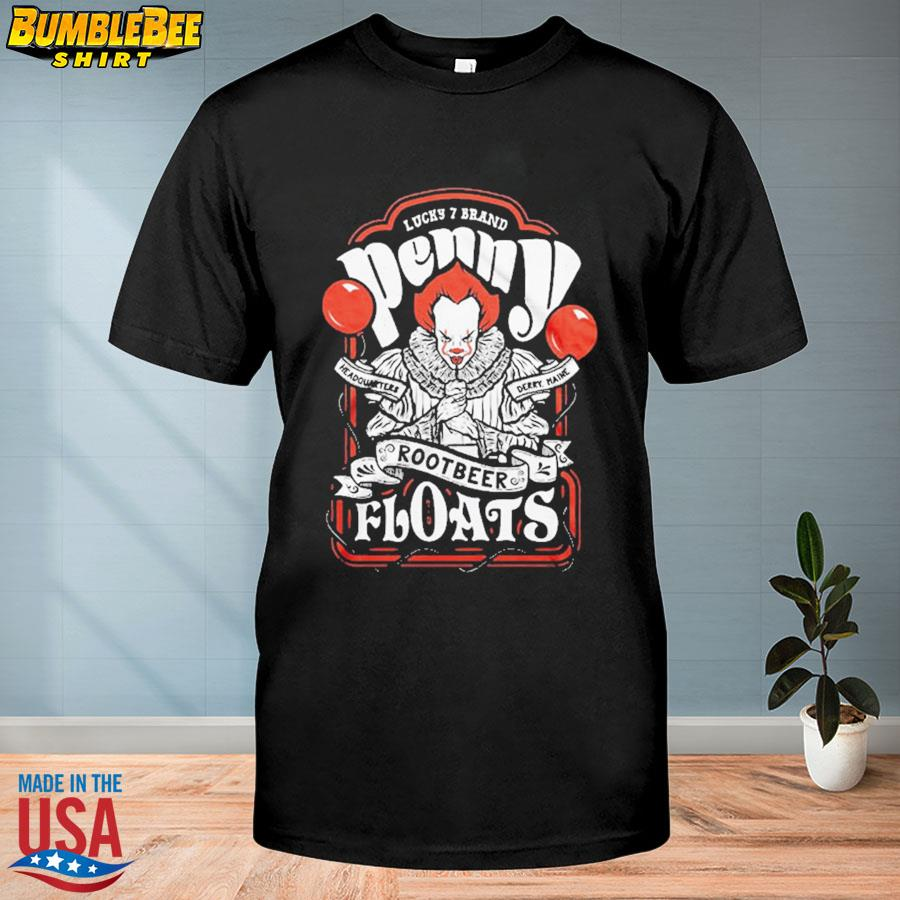 Official Pennywise Root Beer Floats Distressed Design shirt