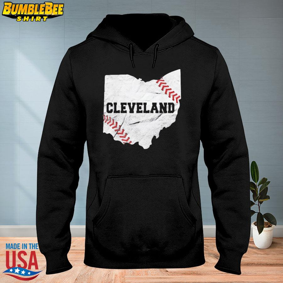 MLB Cleveland Indians Chief Wahoo Shirt hoodie