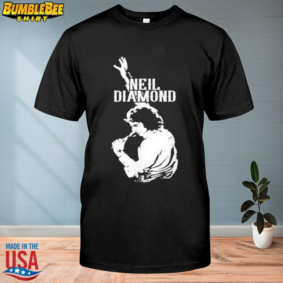Official Neil diamonds vaporware shirt