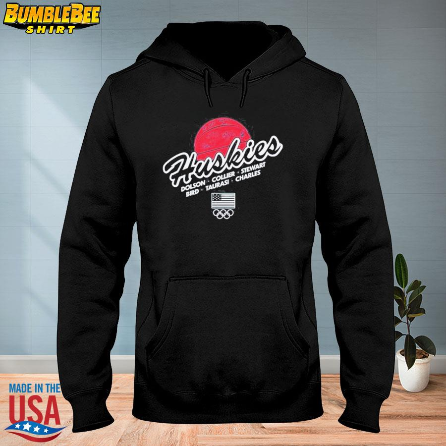 Official Team usa x uconn wbb olympic s hoodie