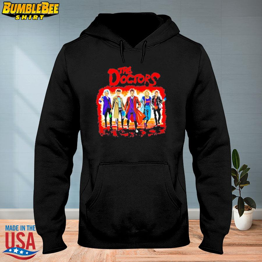 Official The doctors who s hoodie