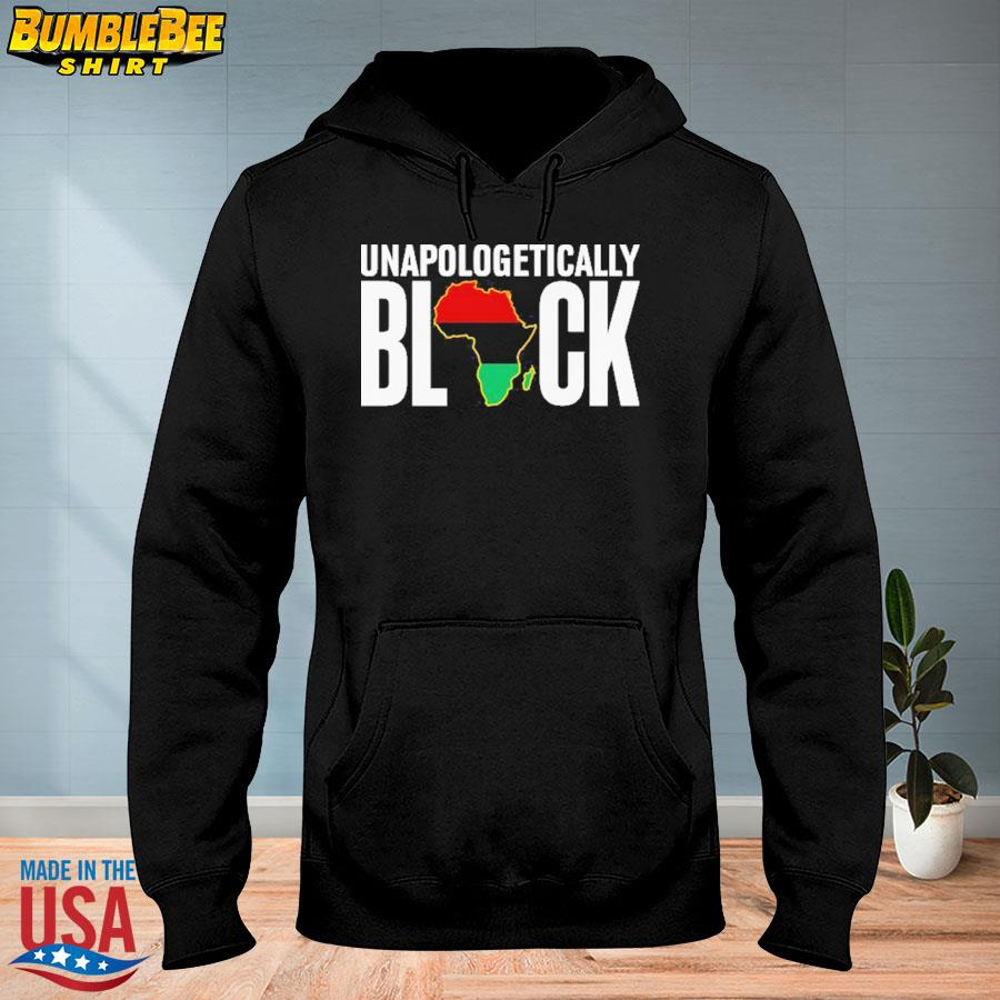 Official Unapologetically Black s hoodie