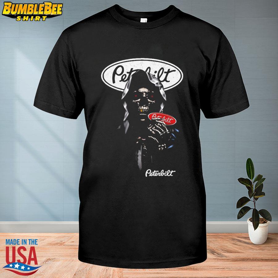 Death hug Peterbilt logo shirt