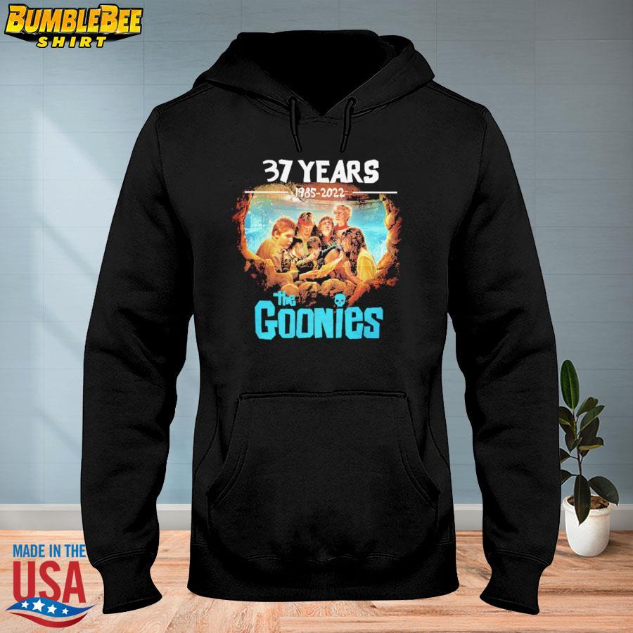 The Goonies 37 years 1985 2022 s hoodie